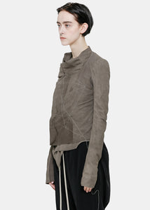 Dust Grey Babel Moto Jacket