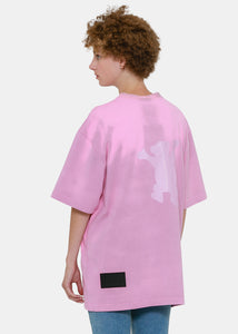 Pink Thermo Sensitive Teddy Bear T-Shirt