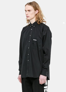 Black Ring Shirt