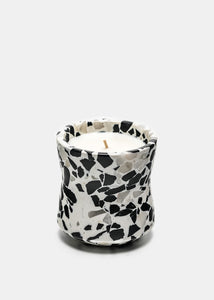 Materialism Terrazzo Candle Medium