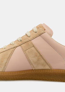 Beige & Pink Replica Sneakers