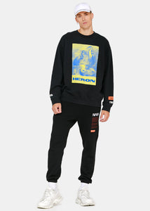 Black Heron Sweatshirt