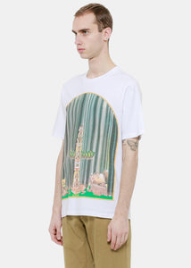 White Window Totem T-Shirt