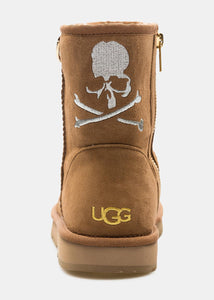 Chestnut UGG Classic Short Boots