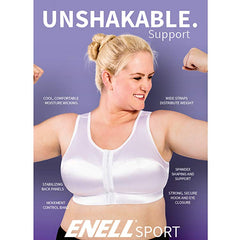 Enell Sports Bra plus size large cup sizes
