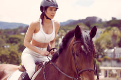 Shock Absorber horse riding bra australia