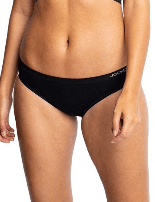 jockey seamless bikini brief