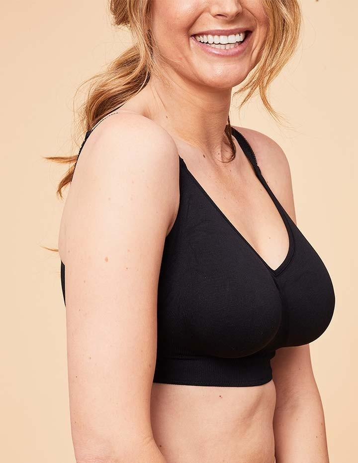 wirefree bra for large breasts australia
