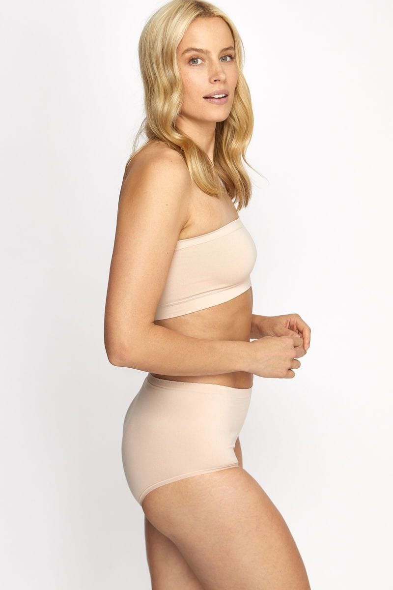 beige everyday underwear