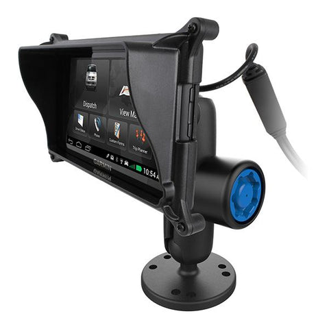 "RAM-B-138-GA66LU - RAM 1"" Ball Locking Mount, Pin-Lock™ Knob & Locking Case for Garmin fleet - image1"