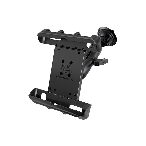 RAM® Tab-Tite Large Tablet Mount with RAM® Twist-Lock Suction Cup (RAM-166-TAB17U)