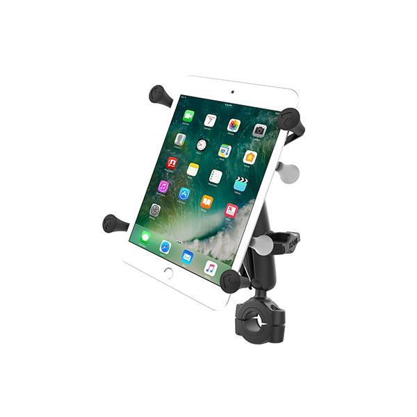 "RAM® X-Grip® with RAM® Torque™ Medium Rail Base for 7""-8"" Tablets (RAM-B-408-75-1-UN8U)"