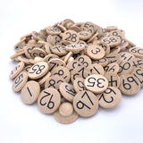 Small Coins - Numbers Set