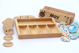 Storage Box for Home Calendar
