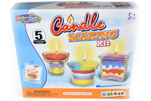 Candle making kits for kids