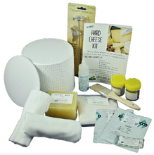 Load image into Gallery viewer, Make your own cheese - Hard Cheese Kit