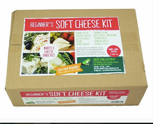 Load image into Gallery viewer, Make your own cheese - Soft Cheese Kit