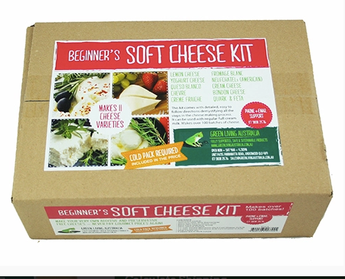 Make your own cheese - Soft Cheese Kit
