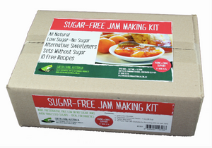 Make your own jam - Basic Jam Making Kit