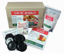 Load image into Gallery viewer, Make your own jam - Basic Jam Making Kit