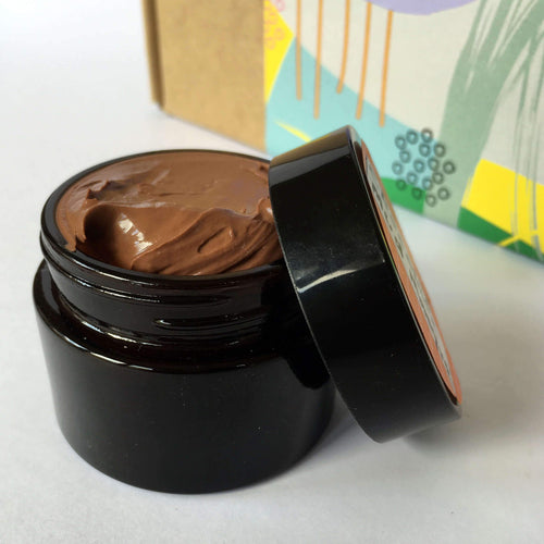 Chocolate Mud Masque Kit