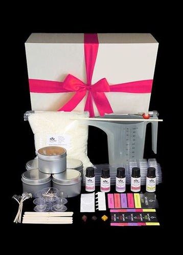 Make your own soy candles - Soy Candle Making Kit