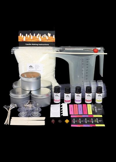 Make your own candles - Deluxe Candle Making Kit