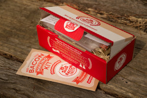 Make your own bacon - BaconSmith Bacon Making Kit