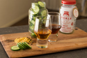 Make your own pickles - PickleSmith Pickle kit