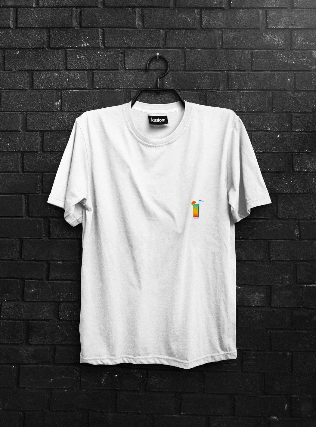 Cocktail Tee - Kustom: Tees Factory