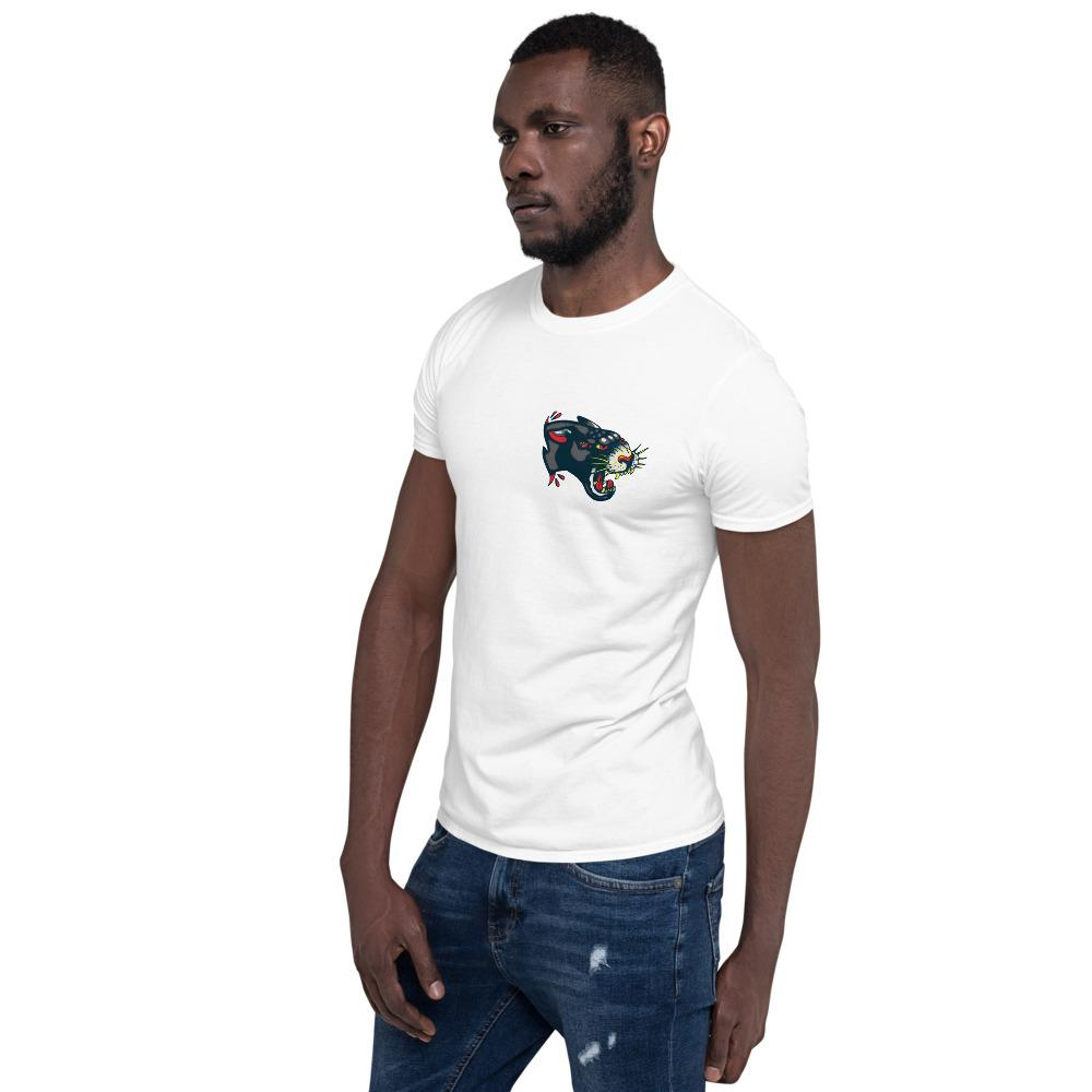 Angry Panther Tee - Kustom: Tees Factory