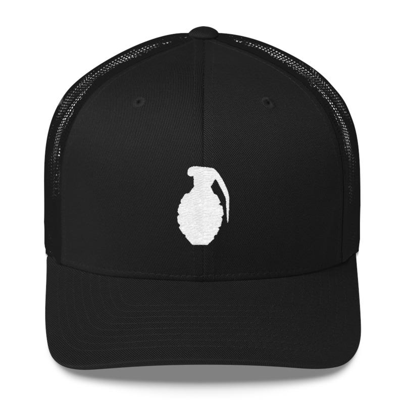 Grenade Retro Trucker Hat