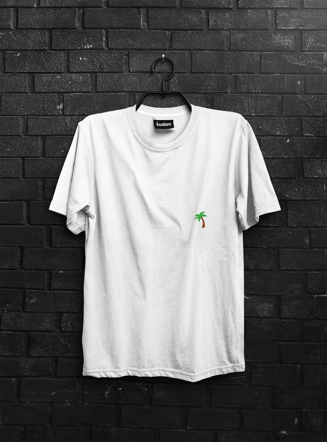 Palm Tree Tee - Kustom Apparel