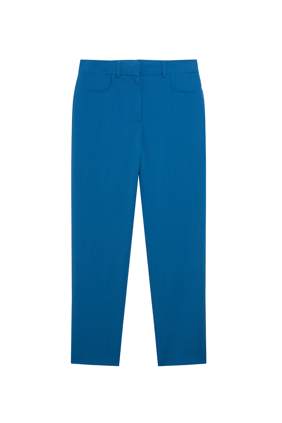 Pantalon tailleur New-York Bleu Royal