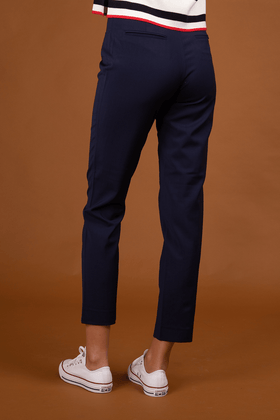 Pantalon tailleur New York Navy
