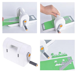 Embossing & Cutting Machine For Scrapbooking