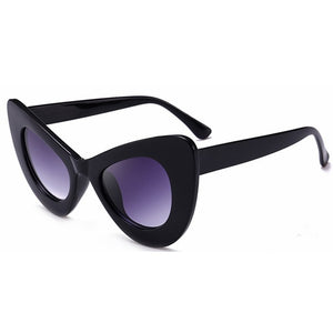 Deborah Huge Frame Retro Sunglasses in 10 colors