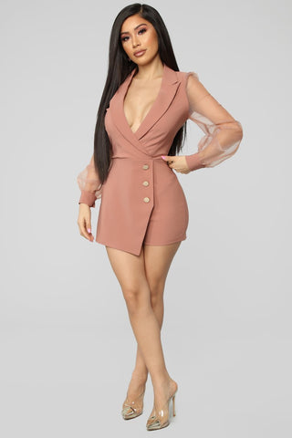 Business Deal Romper