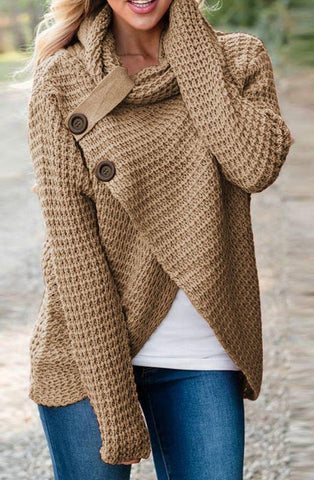 Cute Knitted Pullover