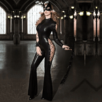 Go-go girl for Halloween Catsuit