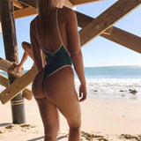 Cheeky Brazillian Bikini - One Piece