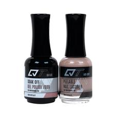 QT Gel Polish + Nail Lacquer, 009, 0.5oz