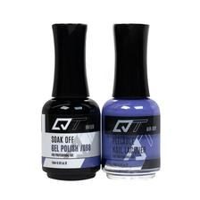 QT Gel Polish + Nail Lacquer, 068, 0.5oz