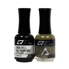 QT Gel Polish + Nail Lacquer, 086, 0.5oz
