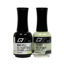 QT Gel Polish + Nail Lacquer, 092, 0.5oz