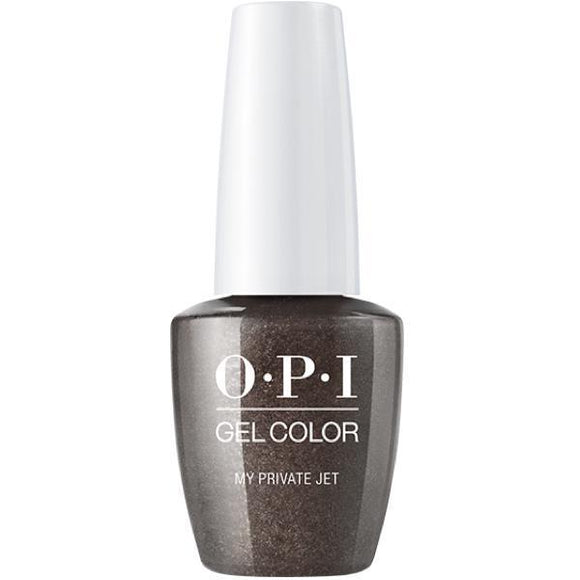 OPI GelColor, B59, My Private Jet, 0.5oz