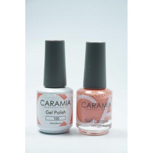 Caramia Nail Lacquer And Gel Polish, 100