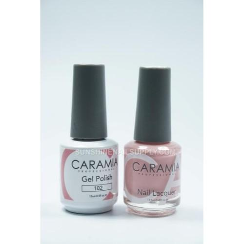 Caramia Nail Lacquer And Gel Polish, 102