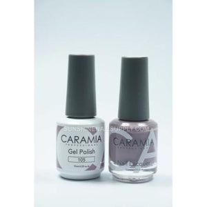 Caramia Nail Lacquer And Gel Polish, 105