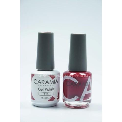 Caramia Nail Lacquer And Gel Polish, 115